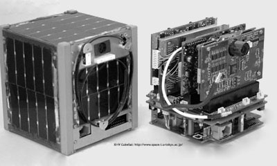 About CubeSats | Innovative Solutions In Space