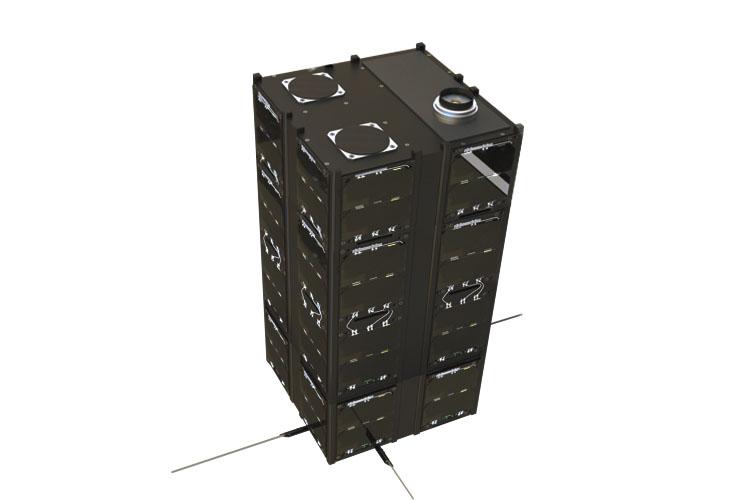 16 Unit Cubesat Structure Isis Innovative Solutions In