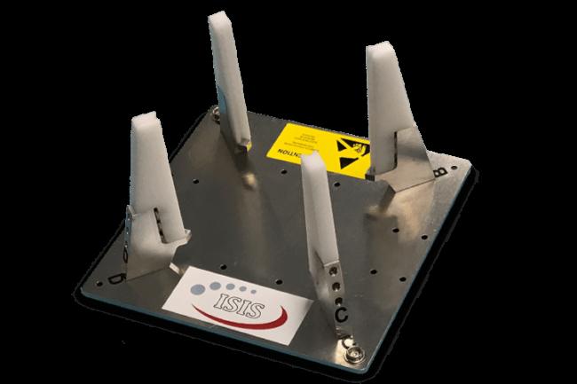 Vertical Jig for 1U/2U/3U CubeSats