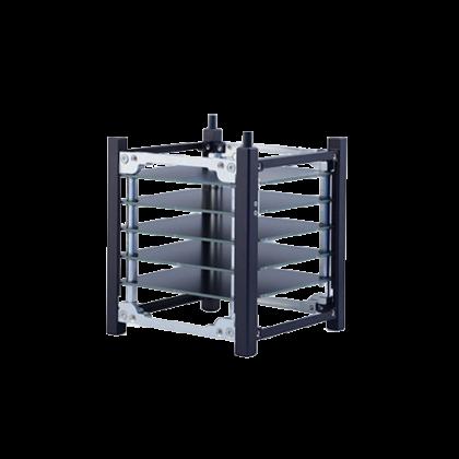1u cubesat structure