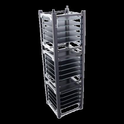 3-unit cubesat structure