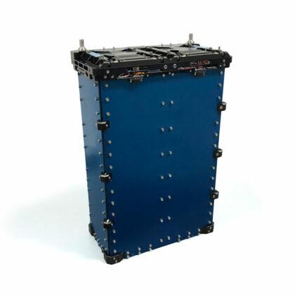 Duopack cubesat deployer