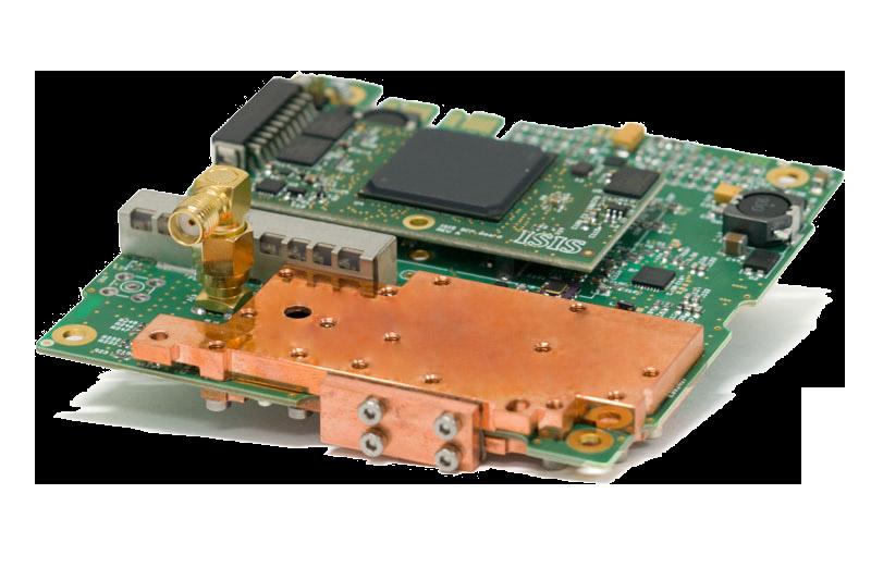 High-data rate TXS transmitter