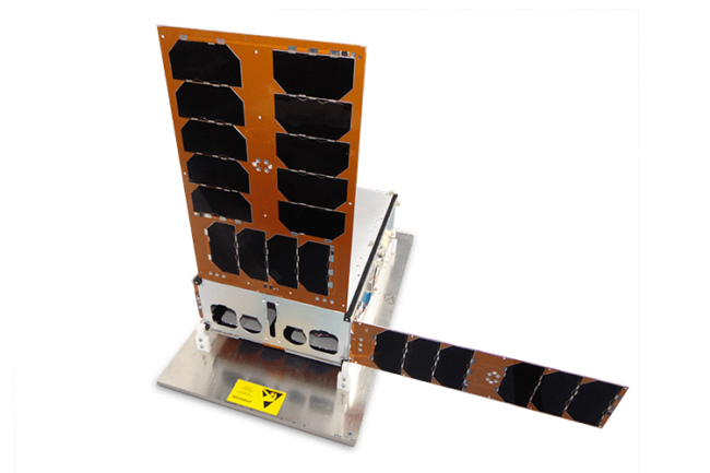 ISIS Deployable Solar Panels