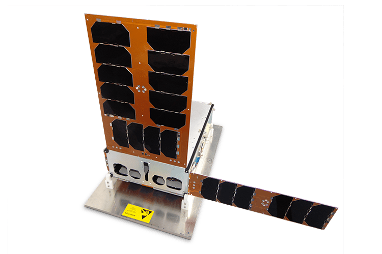 ISIS Deployable Solar Panels
