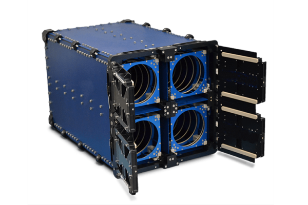 ISIS QuadPack 12U CubeSat deployer