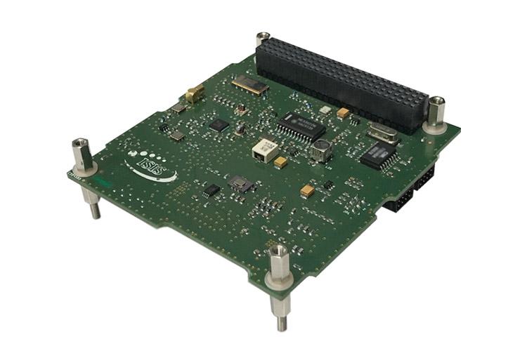 ISIS UHF uplink VHF downlink full duplex transceiver