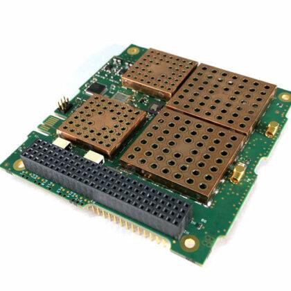 ISISpace UHF VHF full duplex transceiver
