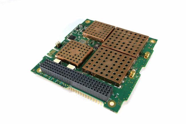 ISISPACE communication system VHF-UHF