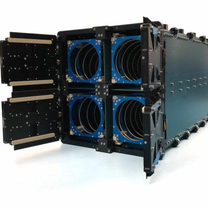 QuadPack XL cubesat deployer