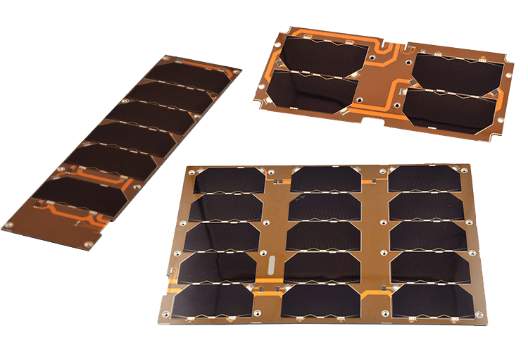 Cubesat Solar Panels Isis Innovative Solutions In Space