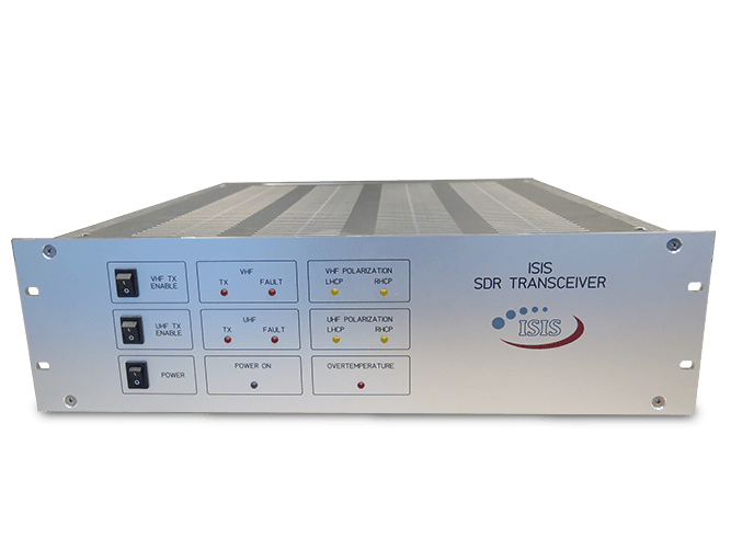 VHF-UHF transceiver