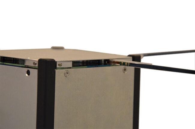 Antenna system for cubesats