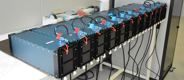 Satellite integration ISIPOD