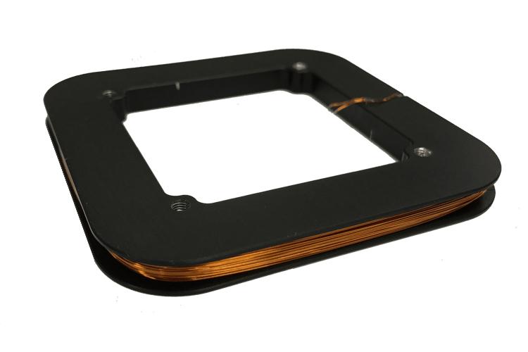 Magnetorquer board coil