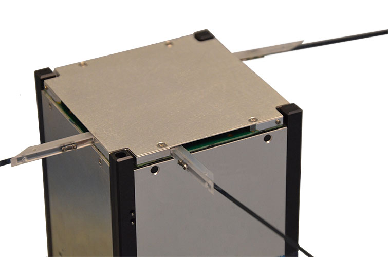Dipole Antenna system for cubesats