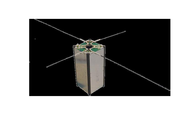 CubeSat antenna dipole configuration