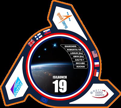 ISL19 logo