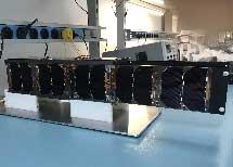 ISISpace 3U cubesat