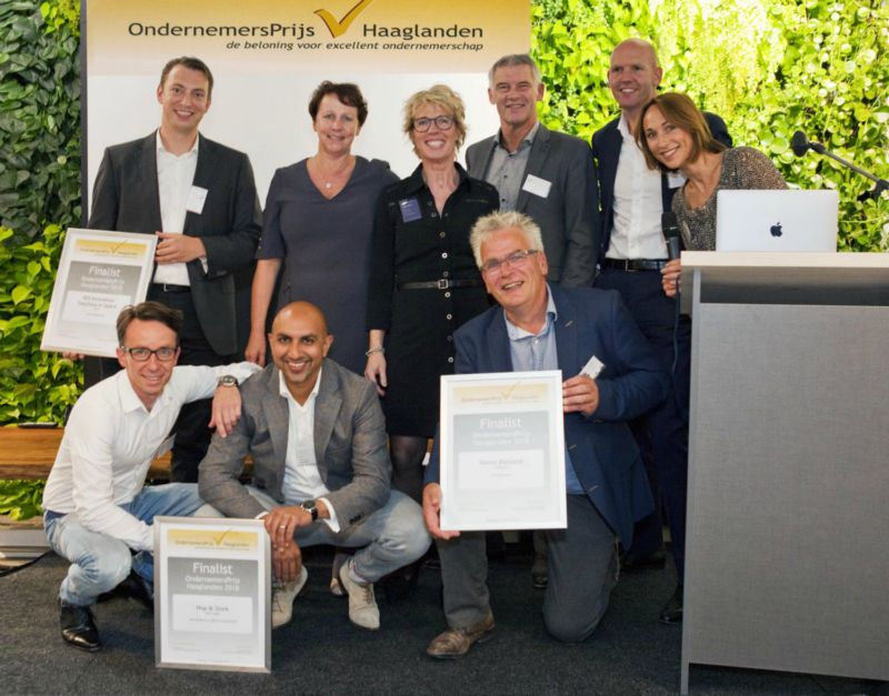Entrepreneur S Prize Haaglanden Isis Innovative