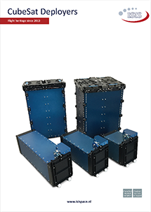 ISIS CubeSat deployers
