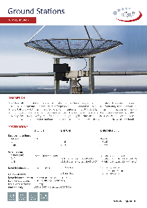 Ground stations brochure