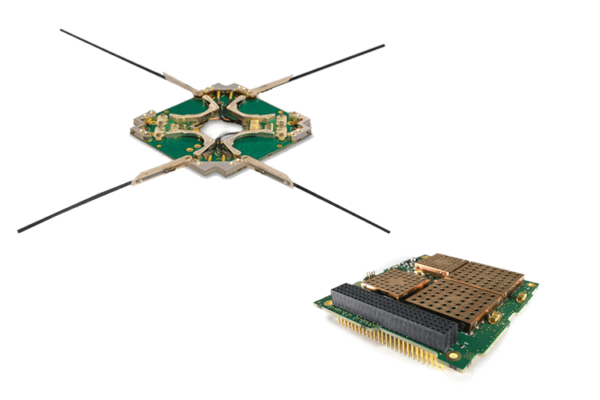 ISISPACE CubeSat Communication Bundle