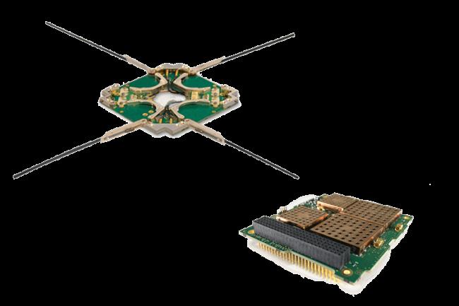 ISISPACE CubeSat Communication Bundle