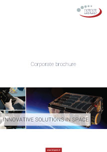 ISIS corporate brochure thumbnail