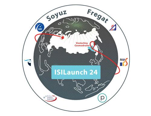 ISL24 mission logo