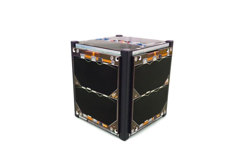 ISIS 1U CubeSat Platform