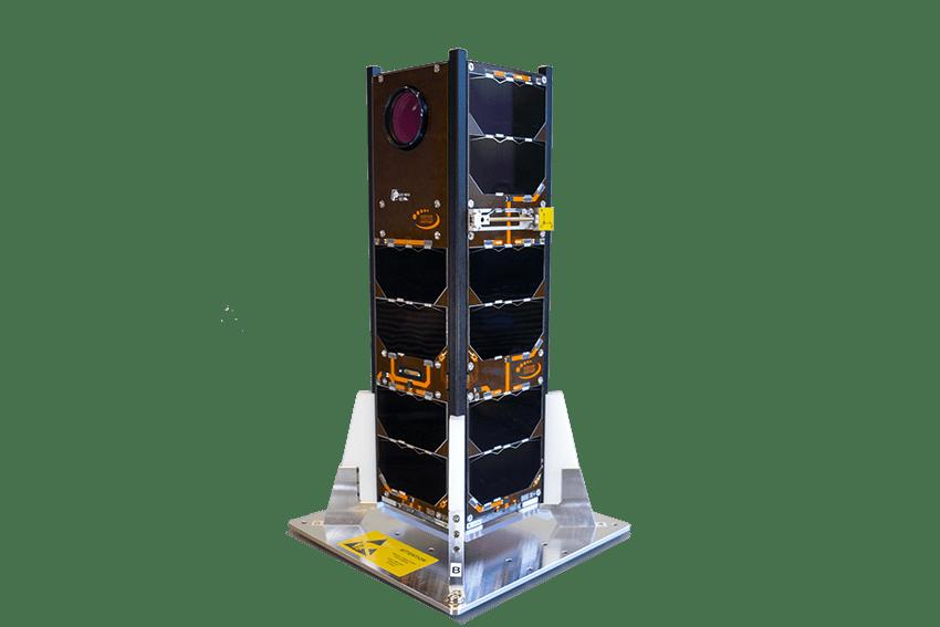 ISIS 3U CubeSat Platform