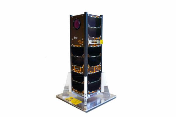 ISISpace 3U CubeSat platform