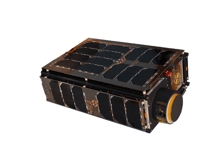 ISIS 6U CubeSat platform