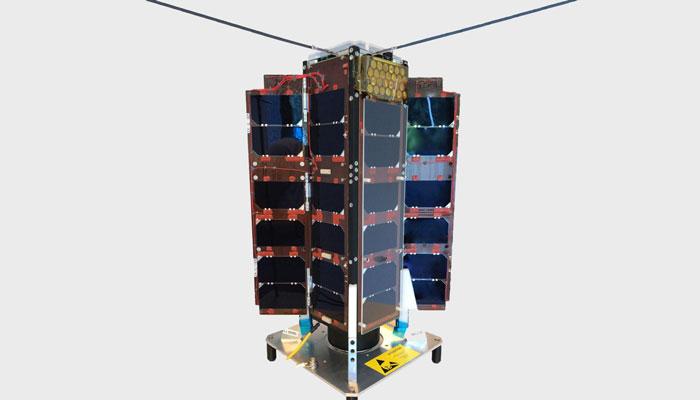 DIDO-3 satellite