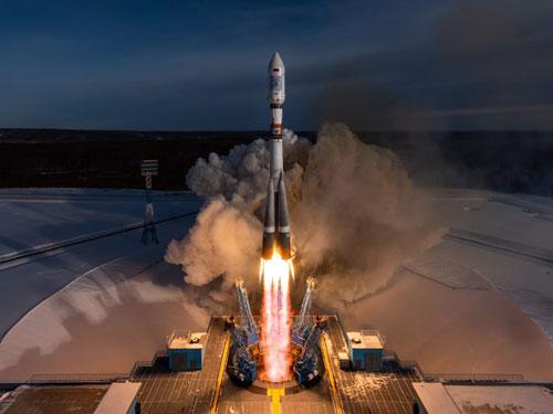 Soyuz-launch-vehicle