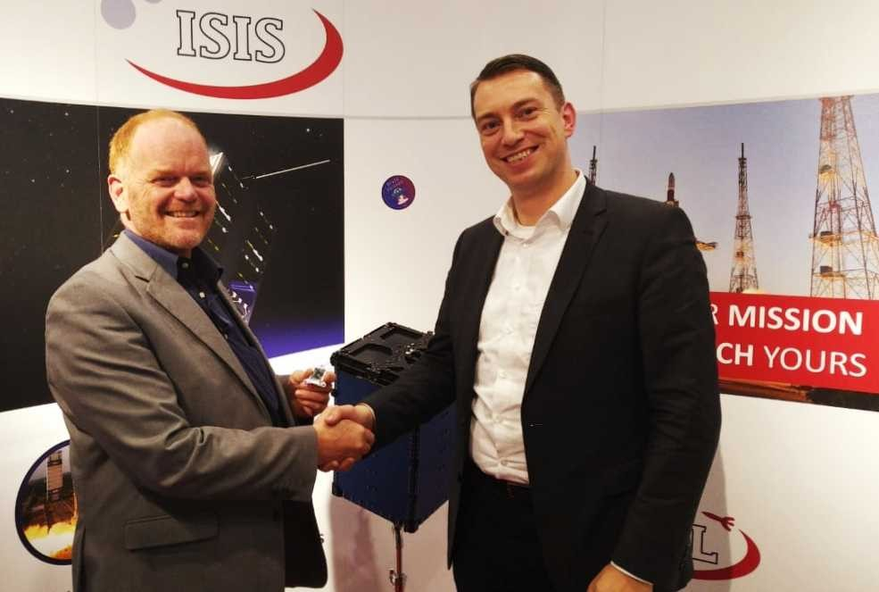 ISISPACE Selects Lens RD to deliver sun sensors