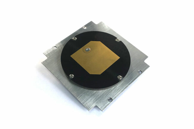 ISISPACE S-band Patch Antenna support