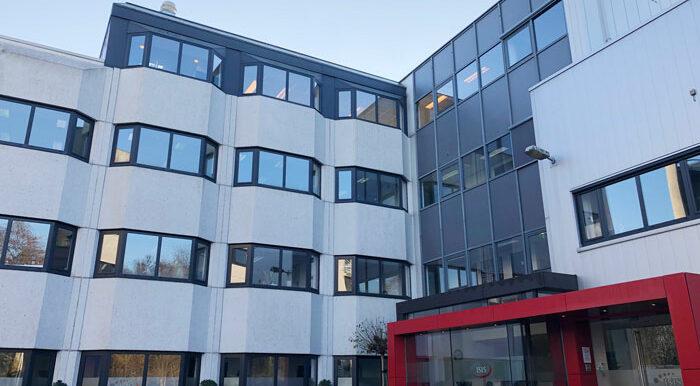 isispace building