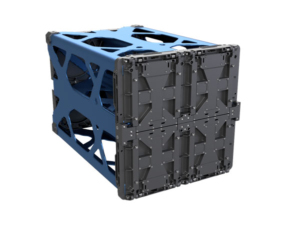 Lightweight CubeSat deployer