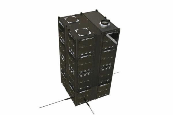 isispace 16-Unit CubeSat platform