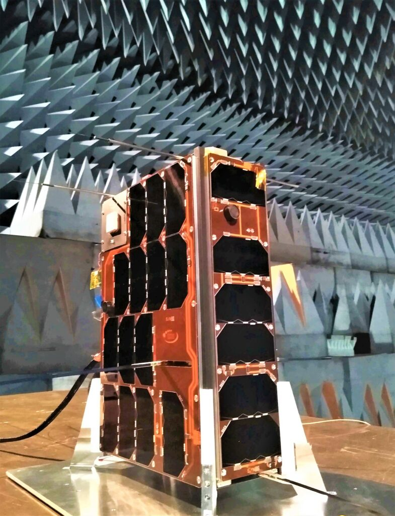 isispace military satellite brik-II