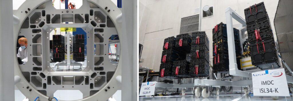 ISILAUNCH34 campaign Falcon 9 plate