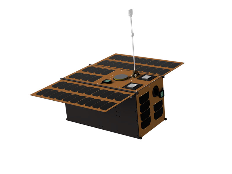 ISISPACE 12U CubeSat Platform