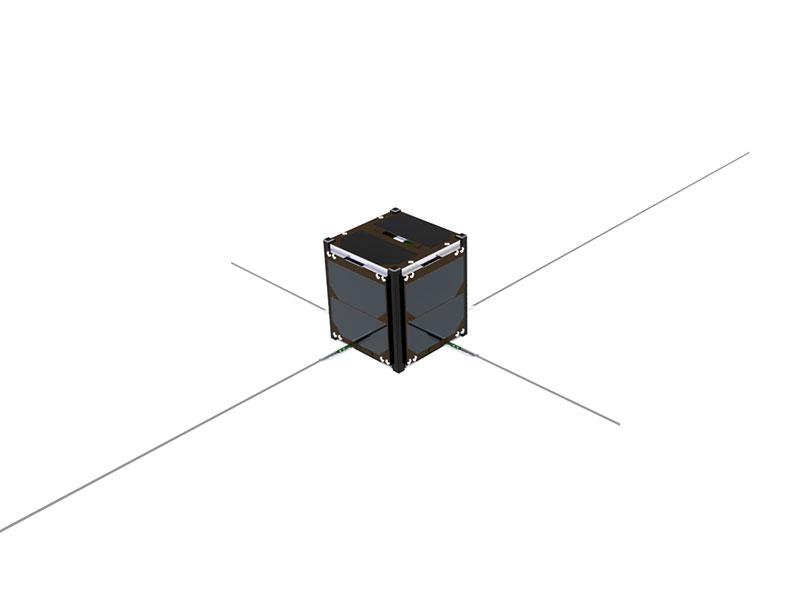 ISISPACE 1U CubeSat Platform