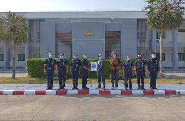 isispace military satellite thailand
