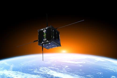 isispace 1U cubesat in space